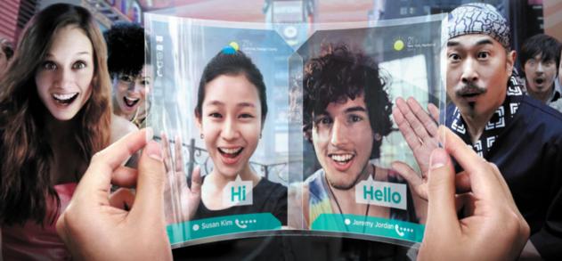 Rykte: Galaxy X är Samsungs första vikbara smartphone, släpps nästa år