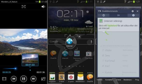 Galaxy Note II S-pen