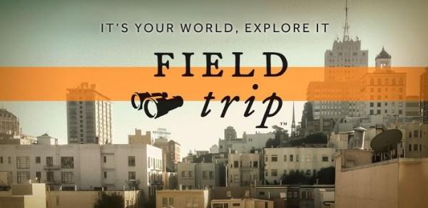 Googles upptäckarapp Field Trip släpps i Sverige