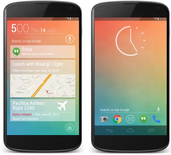 Privatperson skapar eget koncept för gränssnittet i Android 5.0