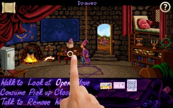 Klassiska äventyrsspelet Simon the Sorcerer släpps för Android
