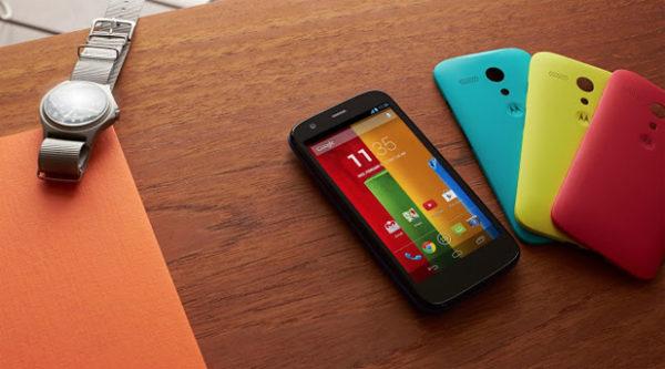 Rapport: Motorolas marknadsandel i Storbritannien raketstiger tack vare Moto G