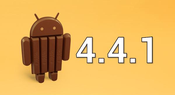 Google uppdaterar Nexus-enheter till Android 4.4.1