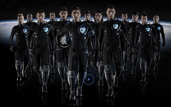Samsungs släpper påkostad reklamfilm med Messi