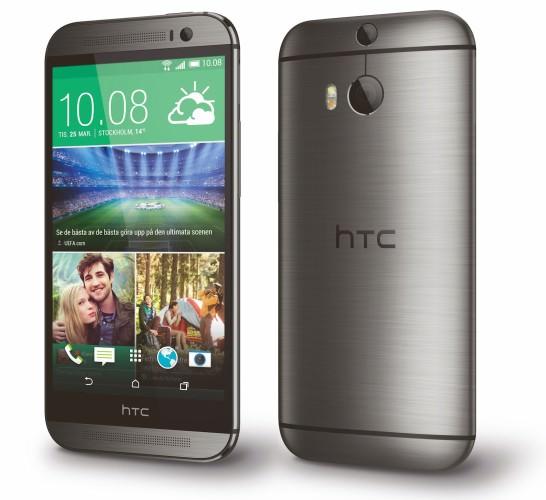 HTC One M8 får Android 6.0 via OTA-uppdatering