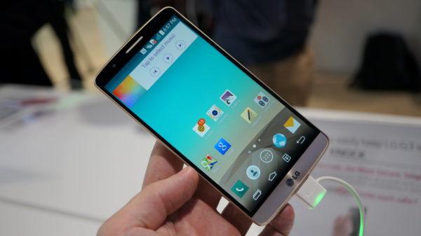 En första titt på nykomlingen LG G3
