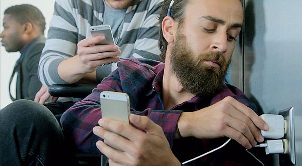 Samsung fortsätter driva gäck med Apple