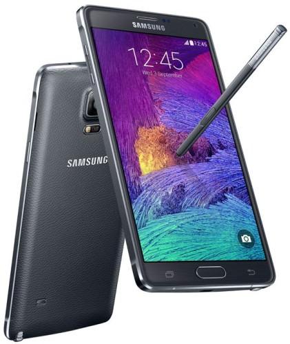 Samsung Galaxy Note 4 har bästa skärmen hittills enligt DisplayMate