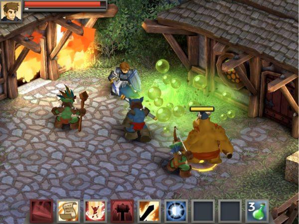 Battleheart Legacy släppt till Android