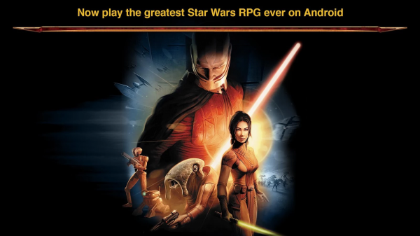Star Wars: Knights of the Old Republic nu i Play Store