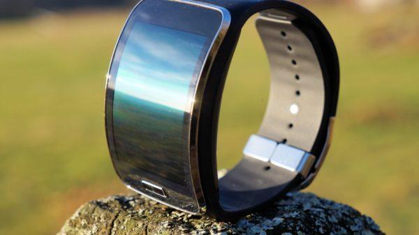 En närmare titt på uppkopplade smartklockan Samsung Gear S