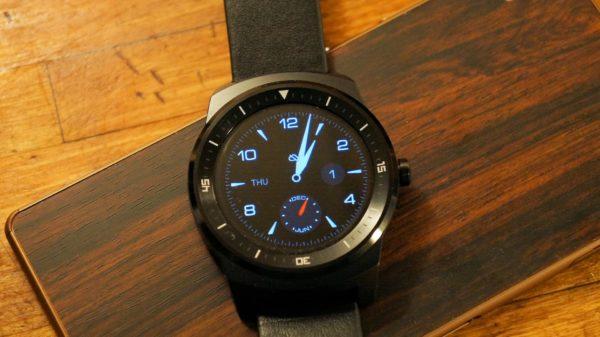 Vi testar LGs runda smartklocka G Watch R