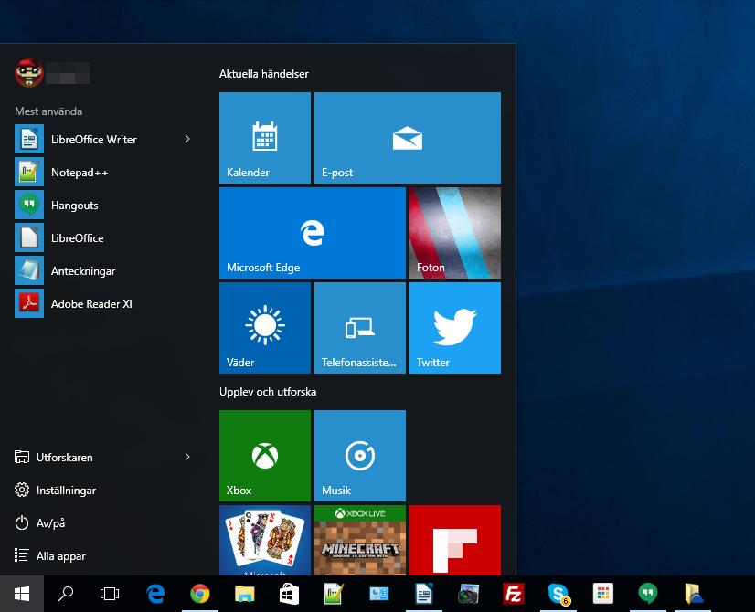 appar till windows 8