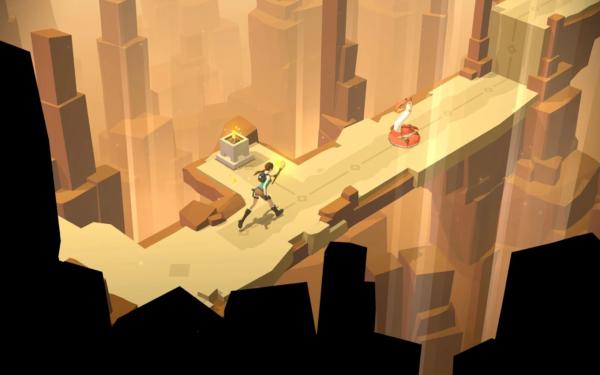 Speltips: Lara Croft GO säljs med 80 % rabatt