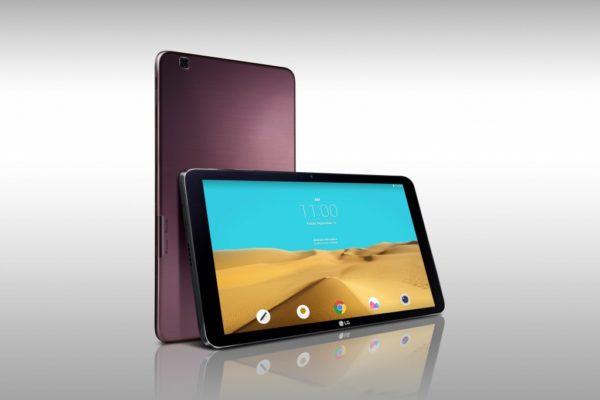 LG introducerar 10-tumsplattan G Pad II med 7400mAh-batteri
