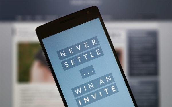 Vinnarna i Swedroids inbjudningstävling för OnePlus 2 korade
