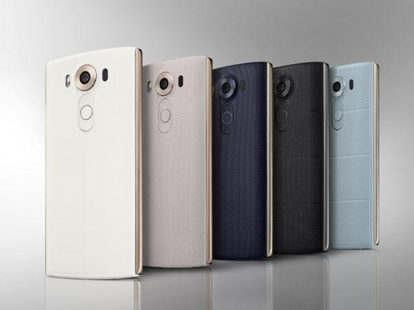 LG V10 släpps i Sverige i januari nästa år