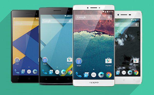 Oppo arbetar på original-Android för utvalda enheter