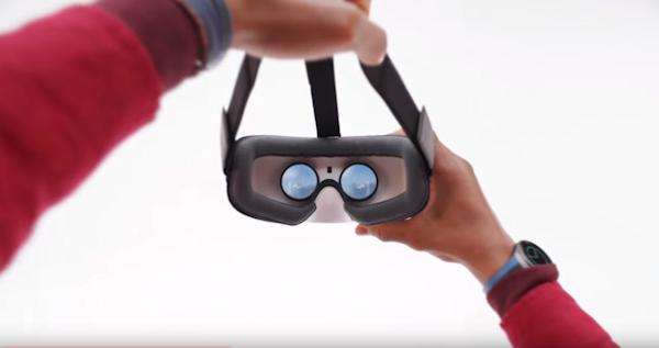 Så här gör Samsung reklam för nya Gear VR och virtuell verklighet