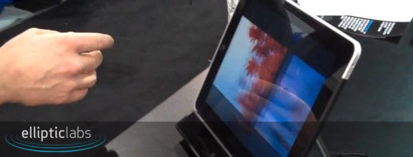 Ultraljud kan ersätta mobilers närhetssensor