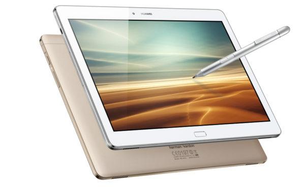 Huawei presenterar Mediapad M2 10.0