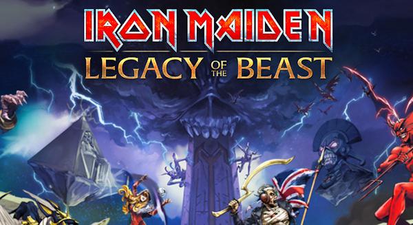Iron Maiden-spel släpps för Android i sommar