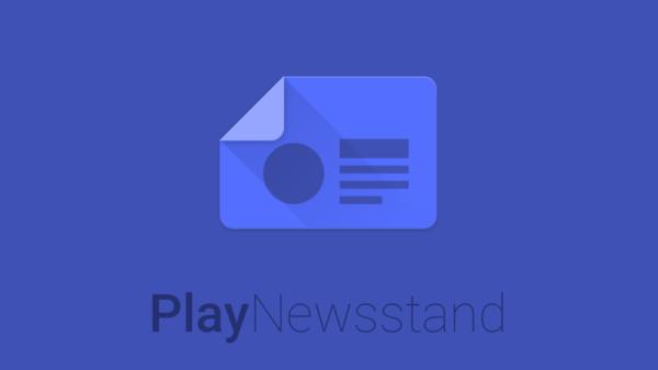 Layouten för artiklar och feed snyggas till i senaste versionerna av Play Newsstand