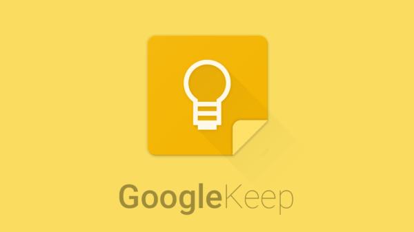 Inställningar för påminnelser och listor får egen skärm i Google Keep