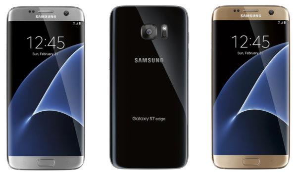 Är detta bilder på Samsungs kommande flaggskepp Galaxy S7 edge?