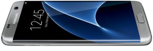 Ännu en pressbild på Samsung Galaxy S7 Edge