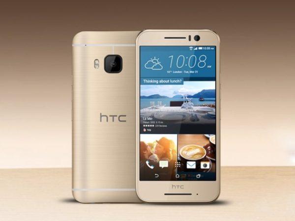 HTC introducerar femtummaren One S9