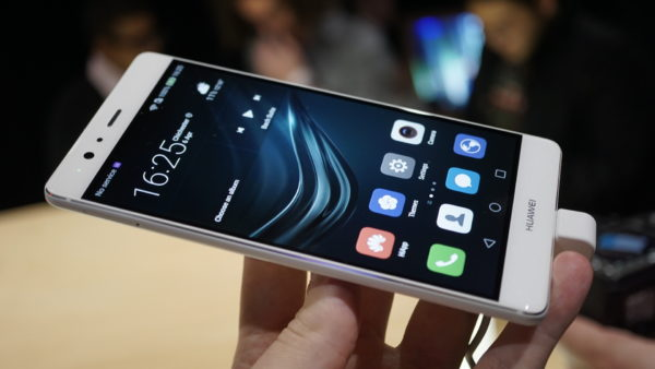 Hands-on med Huawei P9 och P9 Plus