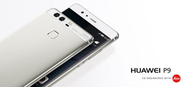 Huawei offentliggör toppmodellerna P9 och P9 Plus under evenemang i London