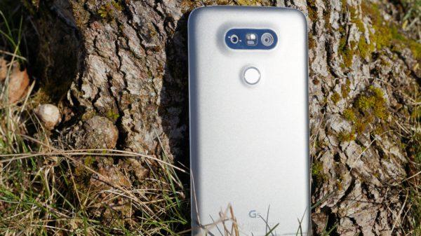 Vi testar modulära LG G5