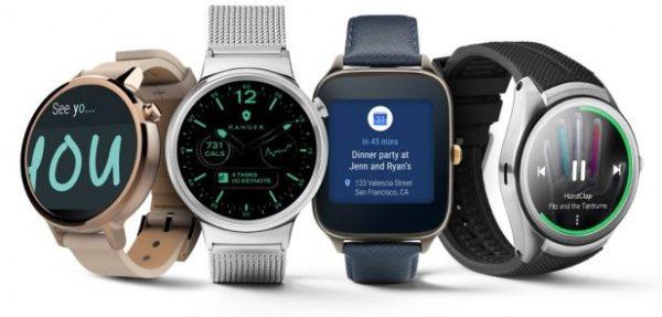 Google ger ut förhandsversion av Android Wear 2.0