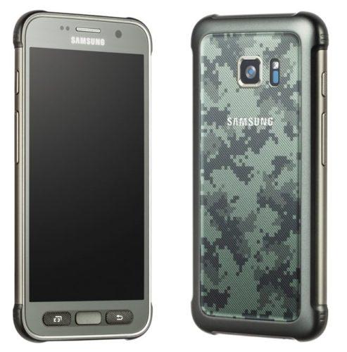 Samsung Galaxy S7 Active-bilderna fortsätter trilla in