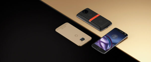 Motorola presenterar Moto Z och Moto Z Force – saknar 3,5mm-jack