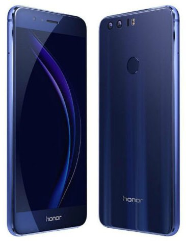 went there huawei honor 8 64gb ram 4gb blue were greeted