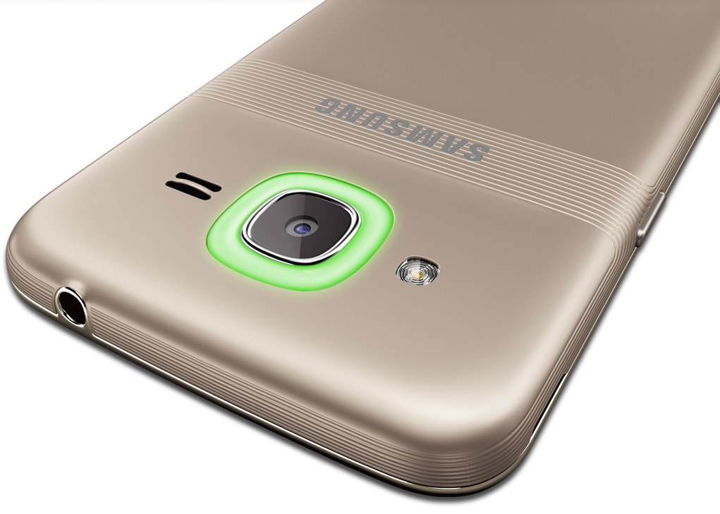 Samsung lanserar Galaxy J2 med Smart Glow och Turbo Speed ...