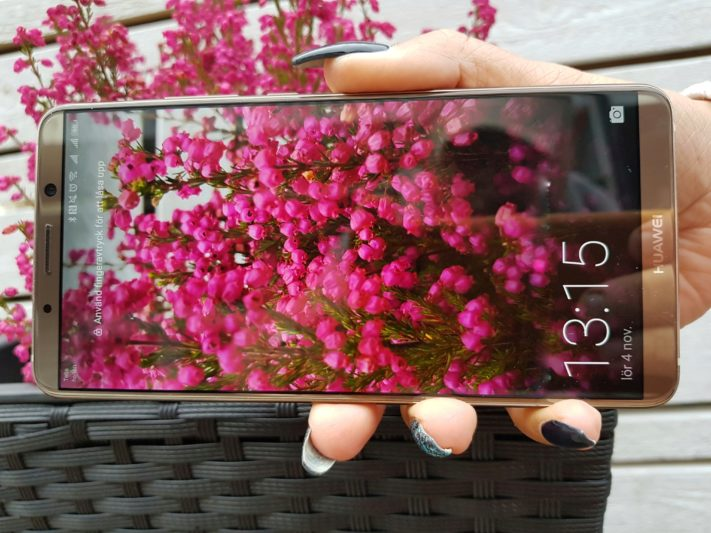 Minitest av Huawei Mate 10 Pro