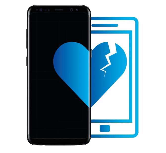 Försäkringen Samsung Mobile Care täcker två olycksskador under två år