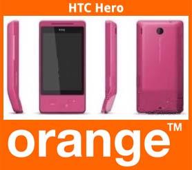 HTC Hero + Orange = Sant?