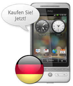 HTC Hero - HandyZek