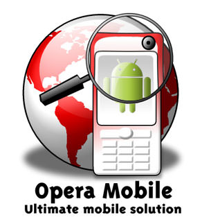 Opera Mobile - Android