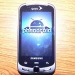 Samsung InstinctQ