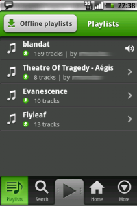 3.playlists