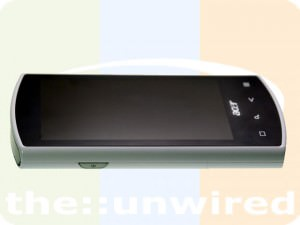 Acer Liquid - the::unwired
