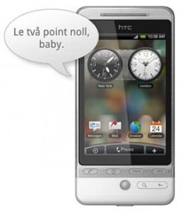HTC Hero mit Android 2.0?