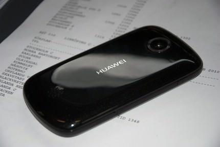 Huawei U8220 baksida