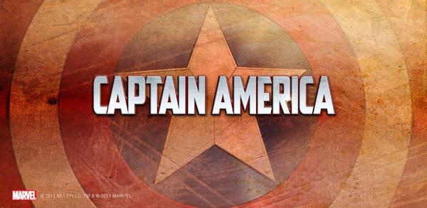 Marvel släpper 3D-spelet Captain America samt animerad bakgrund i Market